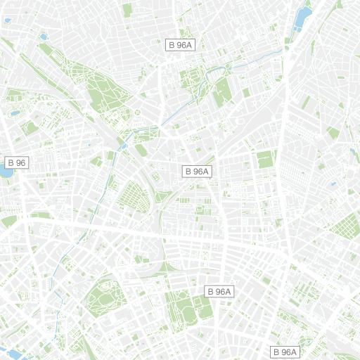 Rote Karte Berlin Mitte.Mit Routenkarte Die Perfekte Sightseeing Tour Durch Berlin Travelbook